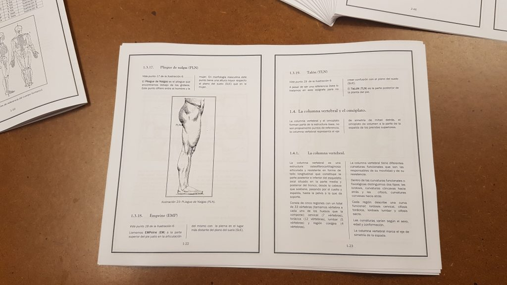 Encuadernación Cómo cubrir un cuerpo 005